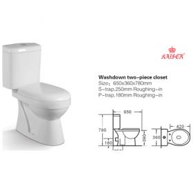 WC Kaiser M-001F